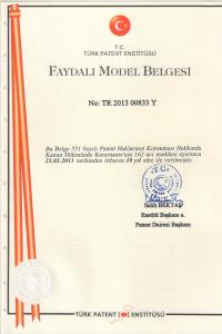 Faydalı Model
