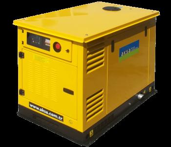 APD 12 EM Engine: Aksa Alternator: Mecc Alte Control System: P452