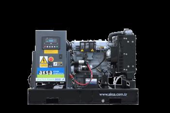 AMT- 16 Engine: Mitsubishi Alternator : Mecc Alte Control System: P 602