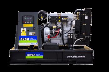APD 20 A Motor : Aksa Alternatör : Aksa Kontrol Sistemi : P 602
