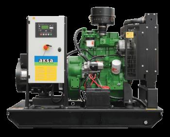 AJD 33 Motor : John Deere Alternatör : Mecc Alte Kontrol Sistemi : P 602