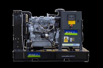 AJD 75 Engine: John Deere Alternator: Mecc Alte Control System: P 602