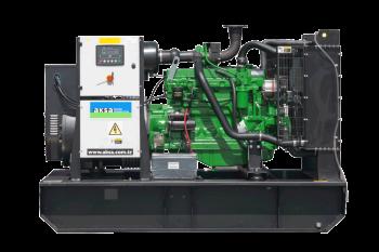AJD 110 Engine: John Deere Alternator : Mecc Alte Control System: P 602