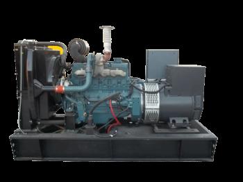 AD 330 Engine: Doosan Alternator: Mecc Alte Control System: P 732