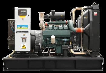 AD 580 Motor : Doosan Alternatör : Mecc Alte Kontrol Sistemi : P 732