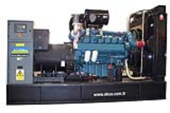 AD 770 Motor : Doosan Alternatör : Mecc Alte Kontrol Sistemi : P 732