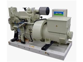 AVM225 Engine: Volvo Alternator : Stamford Control Card : Volvo Marine