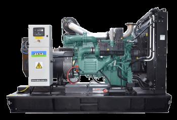 AVP 415 Engine: Volvo Penta Alternator : Mecc Alte Control System: P 732